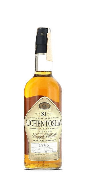 Auchentoshan 31 Year Old 1965