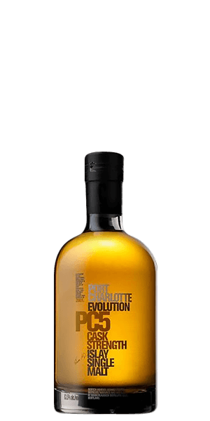 Bruichladdich Port Charlotte Evolution PC5 Cask Strength First Edition