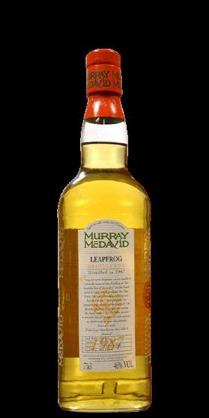 Murray McDavid 'Leapfrog' 1987