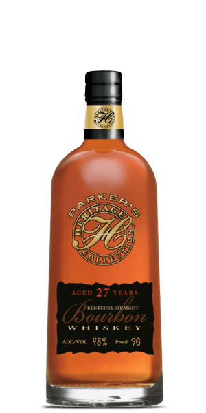 Parker's Heritage Collection 27 Year Old Bourbon Whiskey