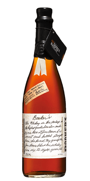 Booker's Kentucky Straight Bourbon (62.7%)