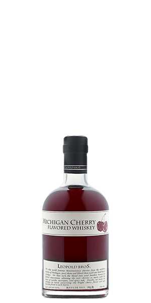 Leopold Bros Michigan Cherry Flavored Whiskey