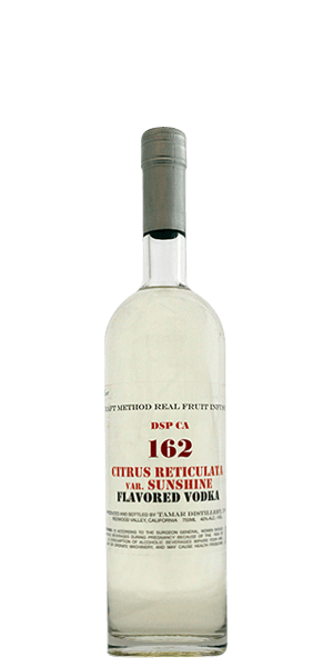 VODKA DSP CA 162 Citron Vodka