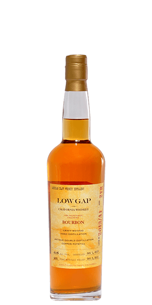 Low Gap Bourbon