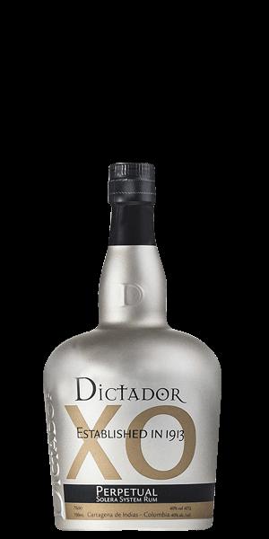 Dictador XO Solera Perpetual Rum