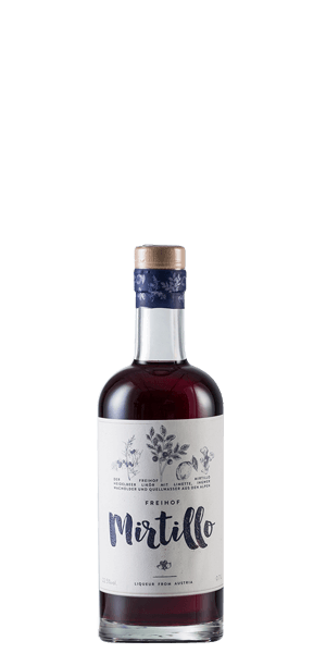 Freihof Mirtillo Blueberry Liqueur