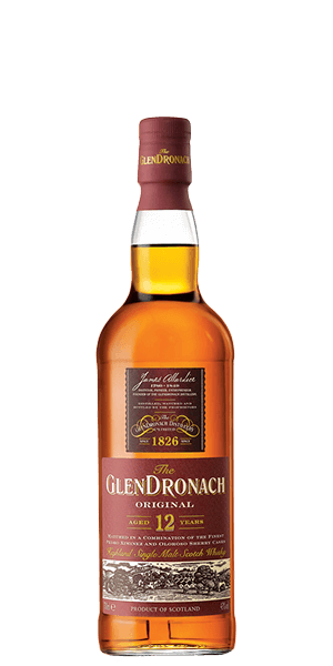 The GlenDronach 12 Year Old Original