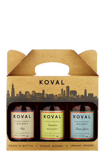 Koval Whiskey Gift Pack
