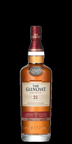 The Glenlivet Archive 21 Year Old