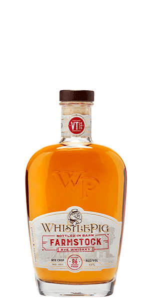WhistlePig FarmStock Rye Crop No. 001