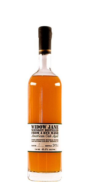 Widow Jane Rye – American Oak Aged Whiskey