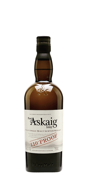 Port Askaig 110° Proof