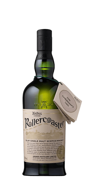 Ardbeg Rollercoaster Exclusive 10th Anniversary Committee Edition (Tasting Sample)