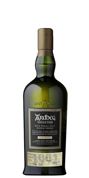 Ardbeg 1992 Single Cask No. 772