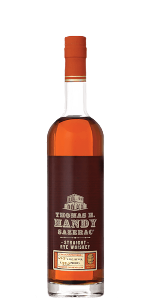 Thomas H. Handy Sazerac Straight Rye Whiskey 2015 Limited Edition