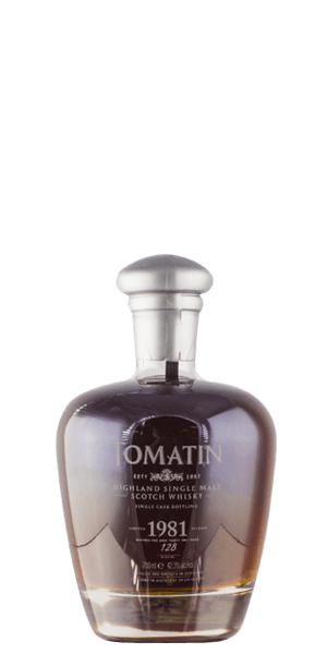 Tomatin 32 Year Old 1981 Single Cask no. 001