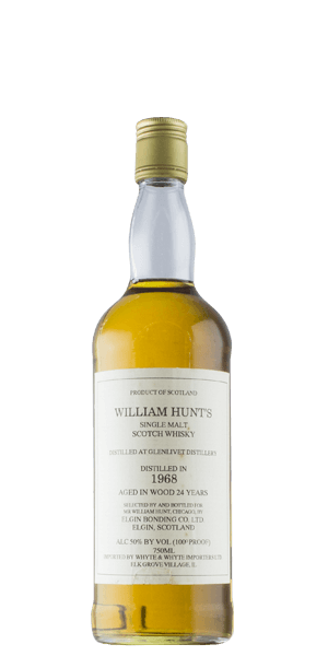 The Glenlivet 24 Year Old 1968 (William Hunt Special Edition)