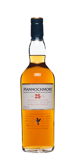 Mannochmore 25 Year Old Special Release 2016