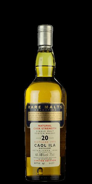 Rare Malts Caol Ila 20 Year Old 1975