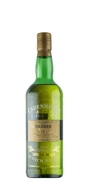 Talisker 14 Year Old 1979