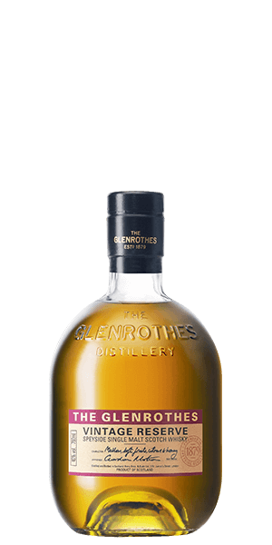 The Glenrothes Vintage Reserve