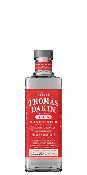 Thomas Dakin Small Batch Gin°