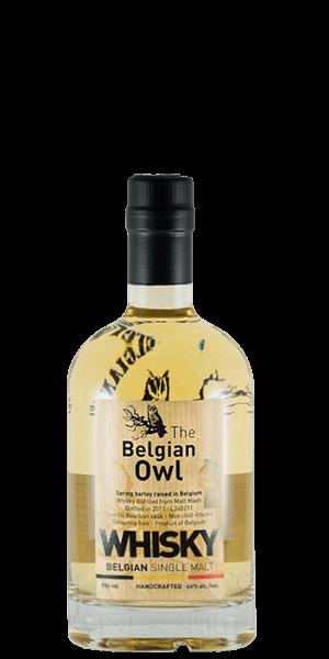 Belgian Owl 3 Year Old Belgian Single Malt Whisky