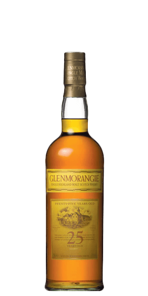 Glenmorangie 25 Year Old (Old Bottling)