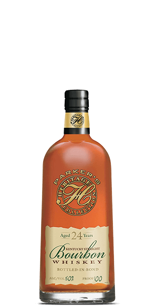 Parker's Heritage Collection 24 Year Old Bourbon Whiskey