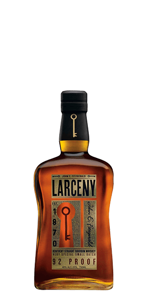 John E. Fitzgerald Larceny Small Batch Bourbon
