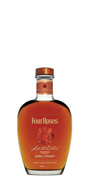 Four Roses Limited Edition Small Batch Barrel Strength 2017