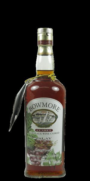 Bowmore Claret Bordeaux Cask