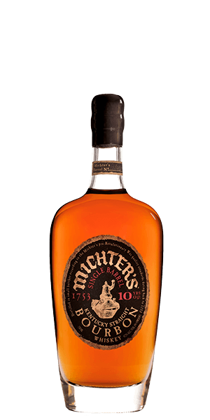 Michter's 10 Year Old Single Barrel Bourbon Whiskey