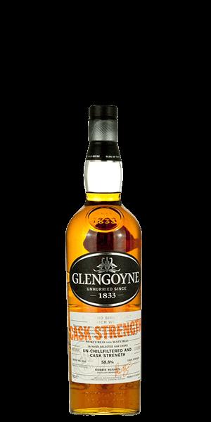 Glengoyne Cask Strength Batch 4