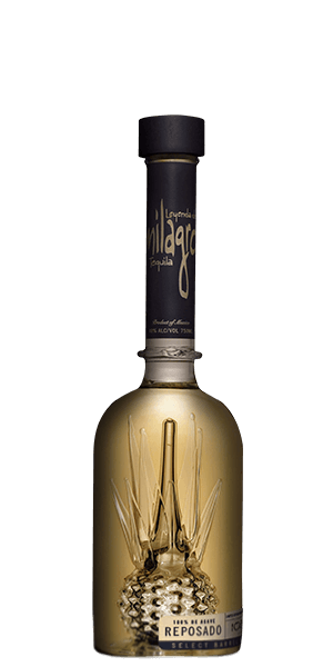 Milagro Tequila Select Barrel Reserve Reposado