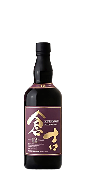 Kurayoshi 12 Year Old Pure Malt Whisky