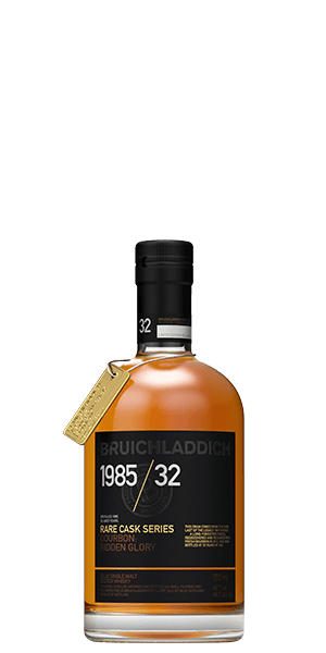 Bruichladdich 32 Year Old 1985 Rare Cask Series: Hidden Glory