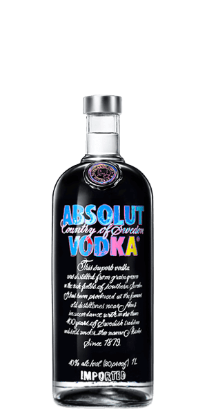 Absolut Vodka Andy Warhol Edition
