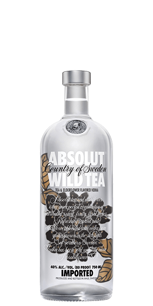 Absolut Wild Tea