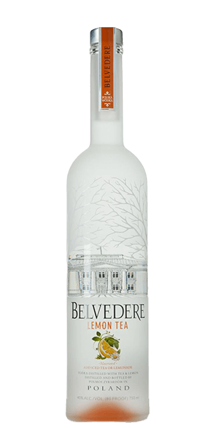 Belvedere Lemon Tea Vodka 1l