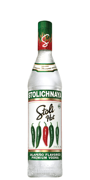 Stolichnaya Hot Jalapeño Vodka