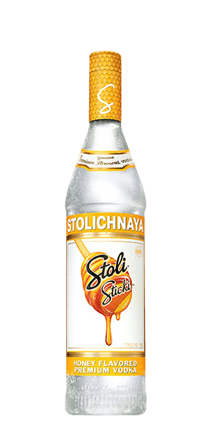 Stolichnaya Sticki Honey