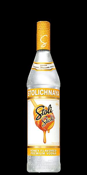 Stolichnaya Sticki Honey