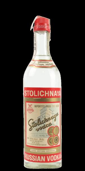 Stolichnaya Vodka 1970s