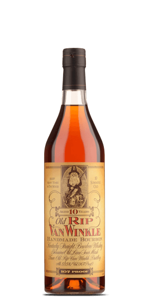 Old Rip Van Winkle 10 Year Old 107 Proof