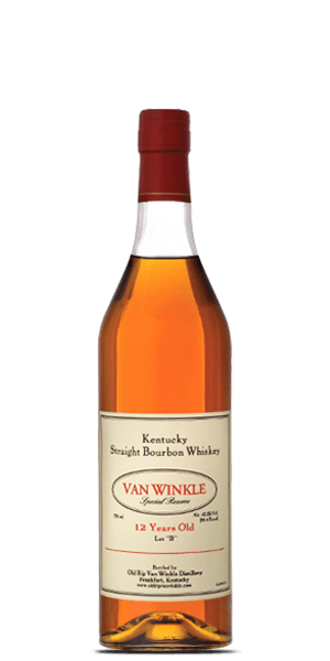 "Van Winkle Special Reserve Lot ""B"" 12 Year Old Bourbon"