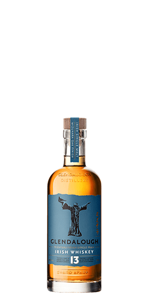 Glendalough 13 Year Old Single Malt Irish Whiskey