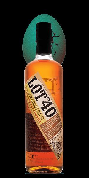 Lot No. 40 Canadian Whisky