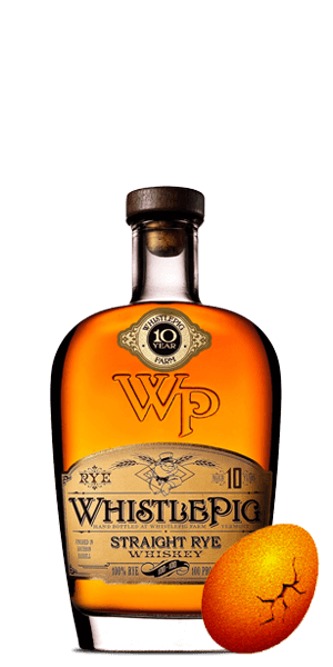 WhistlePig 10 Year Old Rye Whiskey