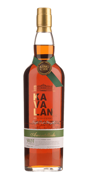 Kavalan Solist Amontillado Single Cask (56.3%)